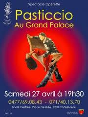 Pasticcio Au Grand Palace